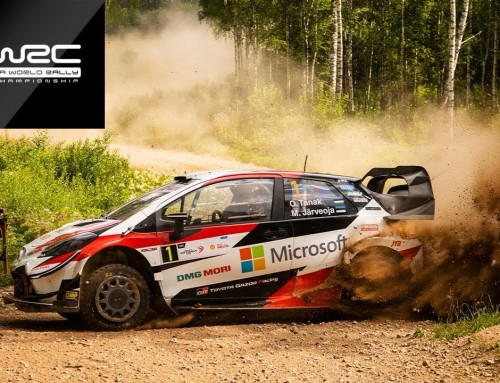 Rally Estonia- WRC is back!!