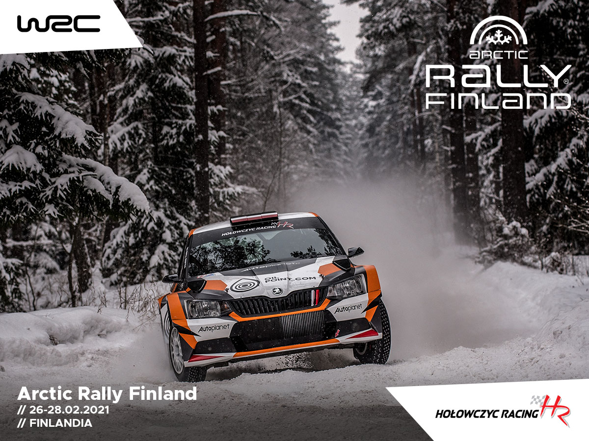 WRC Arctic Rally Finland Powered by Capitalbox