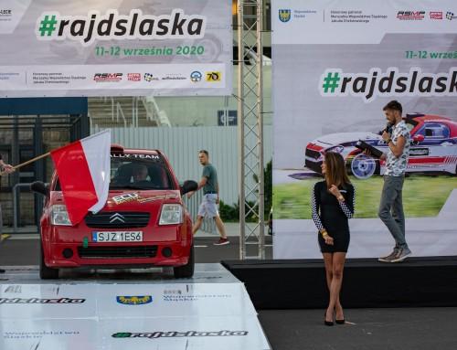 ATM Rally Team-z Chorzowa do Świdnicy