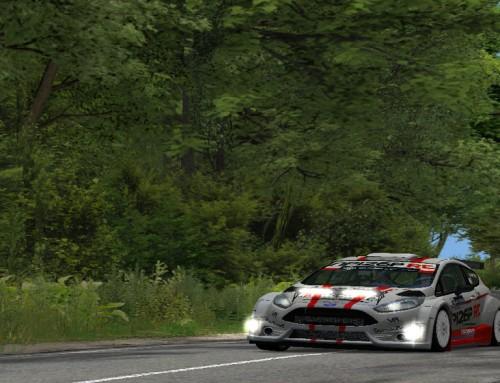 2 runda ComFix Rally Cup