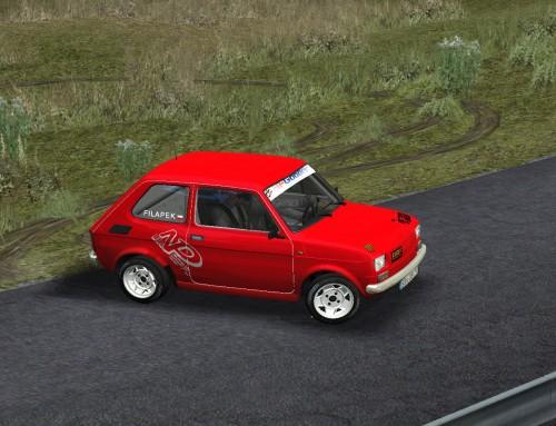Comfix Rally Cup klasa np126p