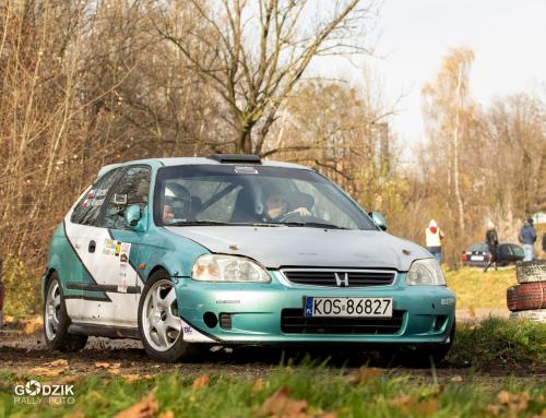 Szombierki Rally Cup 2021