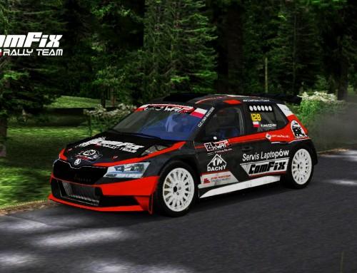 TW Dachy Comfix Rally Cup