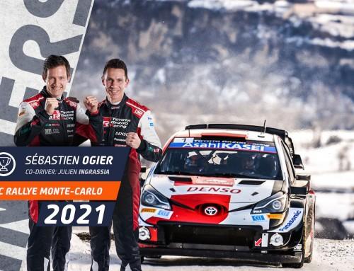 89 Rally Monte Carlo 2021