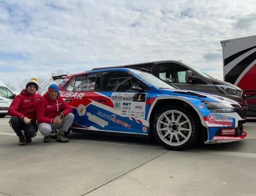 2. OMV MaxxMotion Rally SLOVAKIA RING 2021