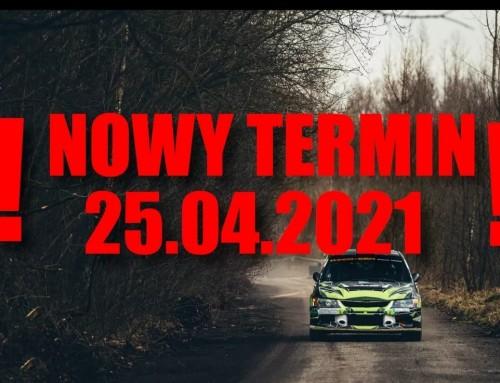 2 runda Rally Park Kaczyce-zmiana terminu