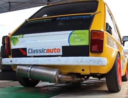 Klasa RETRO na torze Fiata – fiaty 126p