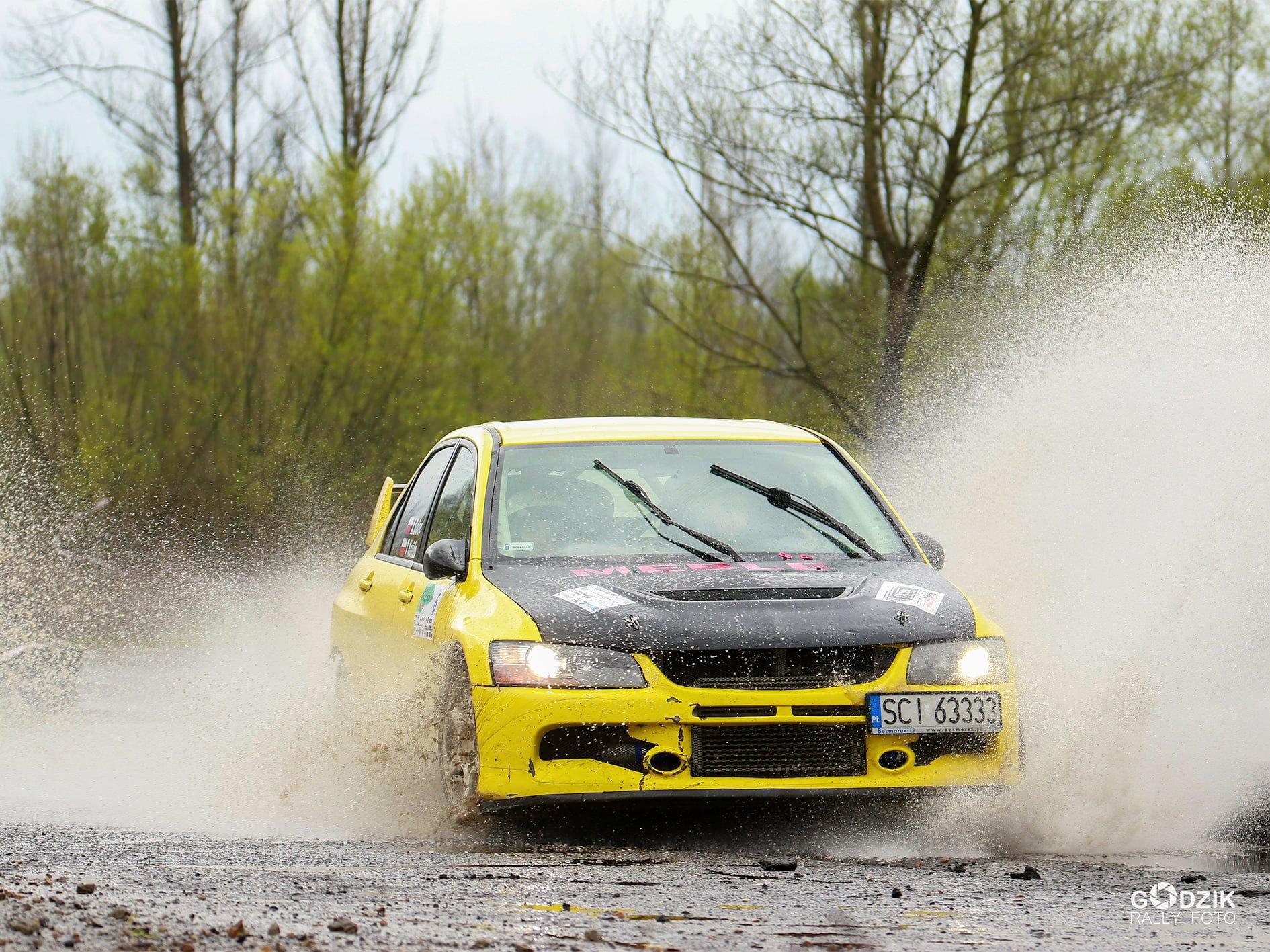 2 runda Rally Park Kaczyce-Podsumowanie