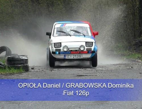 Np126pTeam-2 runda Rally Park Kaczyce