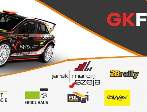 Jarosław i Marcin Szejowie zostają nową załogą zespołu Hyundai Poland Racing