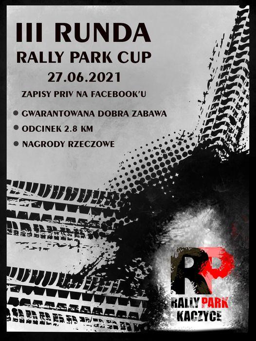 3 runda Rally Park Kaczyce