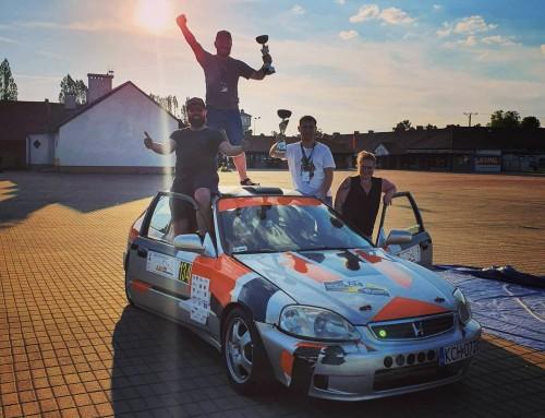 Marzec/Naworol wygrywają Festiwalowy SKJS