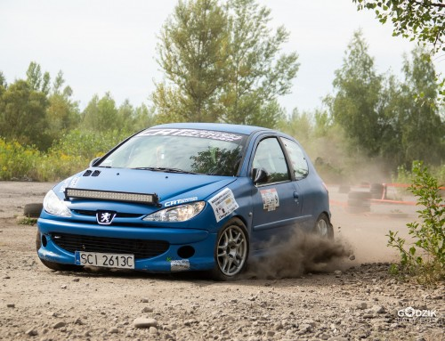 Rally Park Cup IV runda-Podsumowanie
