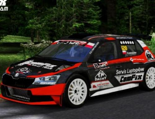 ComFix TW Dachy rally cup- ostatnia prosta